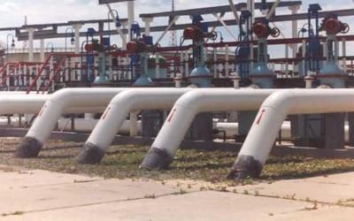 Пркачка нефти