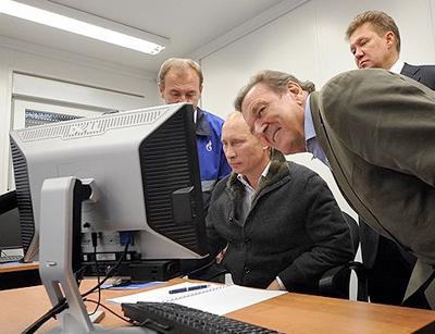 """Газпром удержал """"Южный поток"""""""