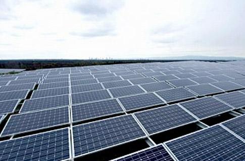 Солнечная энергетика в Германии